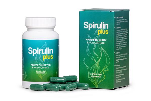 SpirulinPlus opakowanie